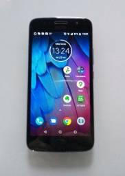 Moto G5s Dual Sim 32 Gb Cinza - 2 Gb Ram - Usado