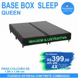 Base Box para 158/198 Queen