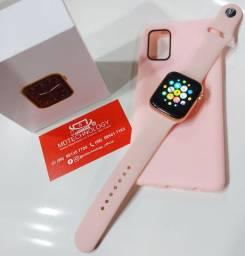 Relógio Inteligente Smartwatch Bluetooth, IOS, Android.