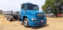 Mercedes Benz MB 1620 truck 6x2 no chassi
