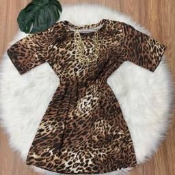 Blusão animal print, Viscolaycra. 35,00 Blusão animal print, Viscolaycra. 35,00