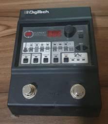 Pedaleira para Guitarra Digitech Element