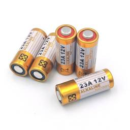 Título do anúncio: Bateria Pilha 23a 12v para controles remotos (portões automáticos) e (carros)