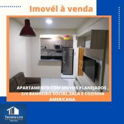 Apartamento de 2/4 a venda Residencial Apuí