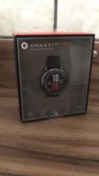 Xiaomi amazifit Pace lacrado, gps integrado, modo esportivo, 1 ano de garantia leia!