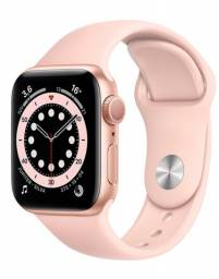 Relógio Apple Watch séries 6 40mm novo na caixa