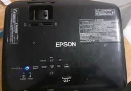 Projetor Epson S18+ Powerlite