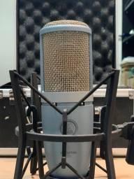Microfone Condensador Akg Perception P220 Zerado