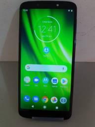 Moto G6 Play, 32GB, Biometria, Tela 5,7, Dois Chips