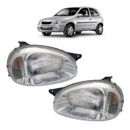 Par Farol Chevrolet Corsa/Sedan/Wagon 1994 a 2000 Arteb