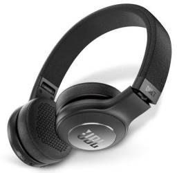 Fone JBL Duet Bluetooth Preto - Novo em até 12x