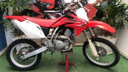 CRF 150 R - 2009 - Vermelha