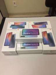 Note 8. Note 8 Pro. Note 9. Note 9s. Novos. Lacrados!!!! Celulares Xiaomi.