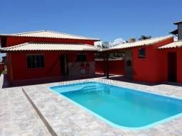Casa de 02 quartos com piscina
