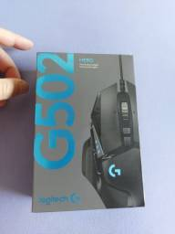 Mouse gamer logitech g502
