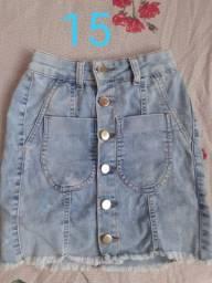 Shorts 36 vestido e macacão M