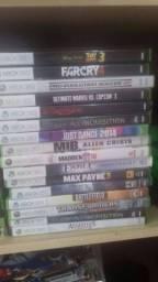 Jogos Originais Xbox 360 - Aceito Cartao