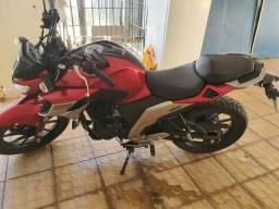 Moto Fazer N250