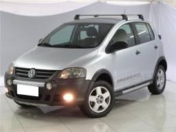 Volkswagen> crossfox> 1.6> mi> prateado> flex cod9998