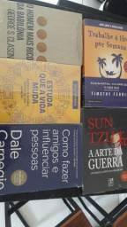 5 Livros ótimos, educativos, e interessantes.