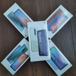 XIAOMI é superior// Redmi Note 8 pro 128 // Novo lacrado com garantia e entrega imediata