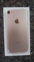 Iphone 7 com todos acessórios, única dona