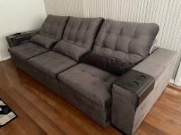 Sofa Retrátil Alto Padrão