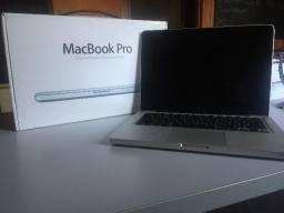 Macbook Pro Processador i5 2,3GHz, 13 polegadas, ano 2011, 4GB memória - LEIA