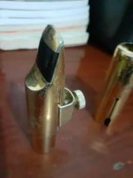 Boquilha de metal para Sax Alto - N.7