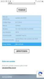 Moto CG 160 FAN