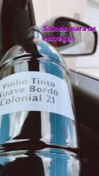 Garrafa 2L de vinho da Serra Gaúcha