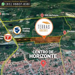 Terras Horizonte no Ceará Lote (Marque uma visita) !(