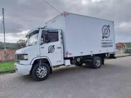 Vendo caminhão Mercedes-Benz 710