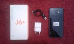 Samsung Galaxy J6+Semi novo 32GB