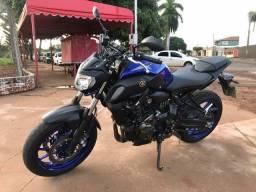 Moto MT-07 2019