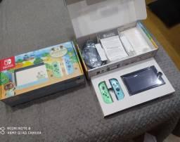 Nintendo Switch Animal Crossing Edição Especial