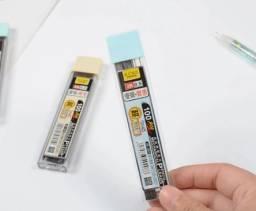 Grafite 0.5mm 2B, extra longo 10cm.