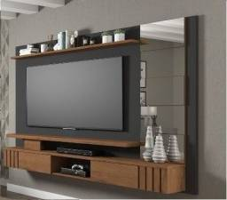 Título do anúncio: Rack de parede/suspenso para TV até 65 polegadas - modelo Murano pronta entrega