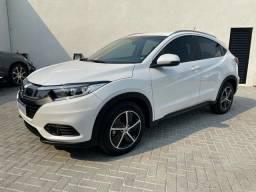 VENDO Honda HR-V EXL 2019 com 28mil Km Branco Perola