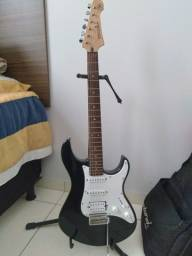 Kit Guitarra, cubo e pedaleira