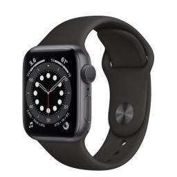 Apple Watch Serie 6 44mm Preto || Lacrado || Garantia Apple
