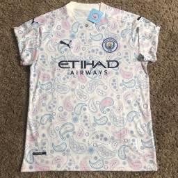 Camisa do City 20/21