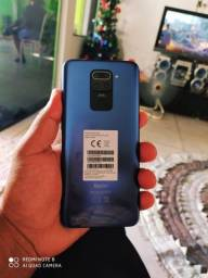 Vendo xaomi note 9 128 GB sem marcas de uso por mil reais