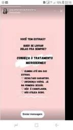 Tratamento de estrias Microderme