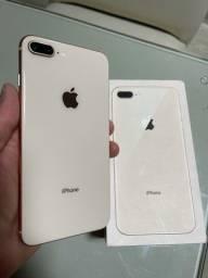 iPhone 8 PLUS Gold / Aparelho Conservado