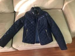 Blusa de frio TAM P ( 10 anos)