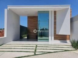 Casa com 3 dormitórios à venda, 140 m² por R$ 455.000,00 - Jacunda - Aquiraz/CE