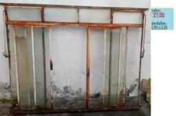 janela grande 150 x 120