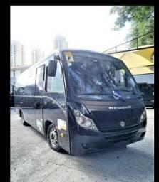 Micro ônibus vw Neobus Thunder