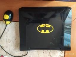 Laptop Cinza Infantil Bilíngue Dc Batman